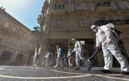 Azərbaycanda koronavirusla bağlı son vəziyyət açıqlandı